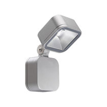 Wall-mounted spotlight / outdoor / HID / LED
