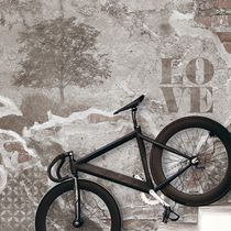 Contemporary wallpaper / vintage / patterned / custom