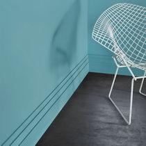 High-density polystyrene baseboard / 100% recyclable