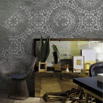 Contemporary wallpaper / patterned / non-woven / washable