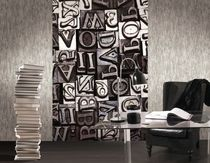 Contemporary wallpaper / vinyl / patterned / printed
