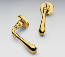 Door handle / brass / contemporary