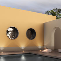 Decorative paint / finish / for walls / exterior