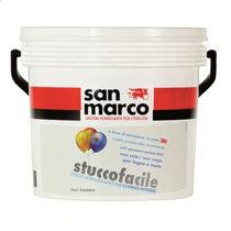 Decorative coating / indoor / for walls / plaster
