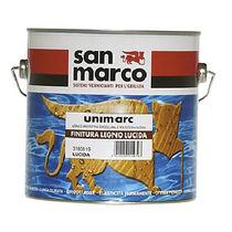 Protective varnish / for wood / high-gloss