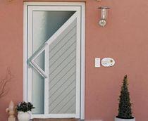 Entry door / swing / steel