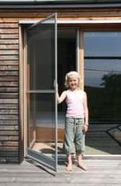 Sash screen / for French doors