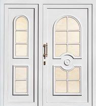 Entry door / swing / aluminum