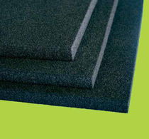 Thermal-acoustic insulation / expanded polyurethane / interior / panel