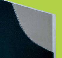 Reinforced plasterboard / acoustic