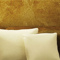 Decorative coating / indoor / outdoor / for walls