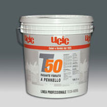 Decorative paint / protective / for walls / plaster