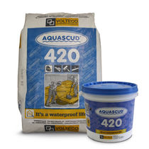 Balcony waterproofing system / patio / for exterior insulation finishing systems / liquid