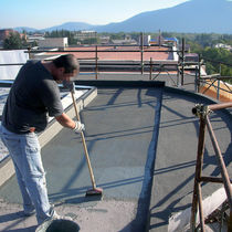 Cement waterproofing system / floor