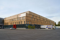 Prefab building / for offices / storage / for industrial use