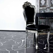 Liquid epoxy resin flooring / smooth / marble look / high-resistance