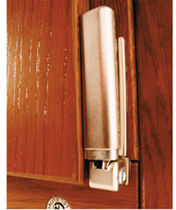 Window hinge / steel / corner