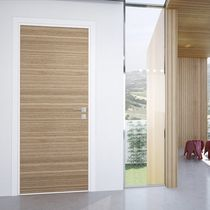 Interior door / swing / wooden / security