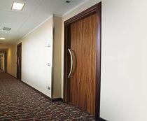 Indoor door / swing / wooden / acoustic