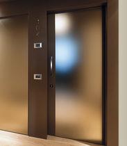 Entry door / swing / wooden / steel