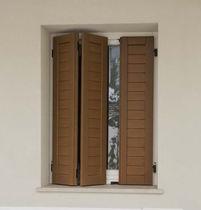 Folding shutters / wooden / window / door