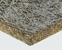 Thermal insulation / thermal-acoustic / wood wool / wood fiber cement
