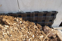 PP waterproofing system / protection / made from recycled materials
