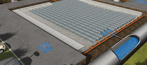 In-ground tank / rainwater
