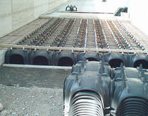 Disposable formwork / plastic / for floors