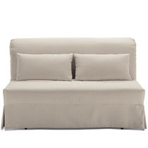 Sofa bed / traditional / cotton / 2-seater