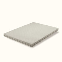 Double mattress / foam / with washable removable cover / residential