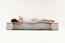 Double mattress / latex / cotton / residential