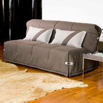 Sofa bed / contemporary / cotton / 2-seater