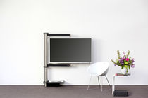 Contemporary TV wall bracket / swivel