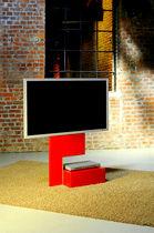 Minimalist design TV cabinet / wooden
