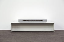 Contemporary TV cabinet / lowboard / hi-fi / metal