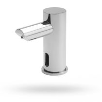 Commercial soap dispenser / built-in / stainless steel / electronic