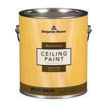 Decorative paint / for ceilings / interior / matte