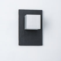 Contemporary wall light / for indoor use / aluminum / anodized aluminum