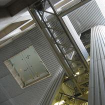 Metal smoke vent