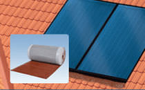 Synthetic waterproofing membrane / for roofs / roll