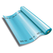 Polyethylene vapor barrier / for roofs / barrier