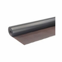 Polyethylene waterproofing membrane / for walls / roll / drainage