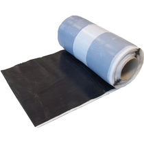 Roof waterproofing membrane / self-adhesive / strip type / TPE
