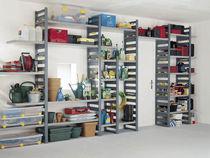 Modular shelf / contemporary / custom
