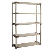 Modular shelf / contemporary / commercial / for cold storage