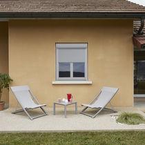 Roller shutters / aluminum / PVC / window