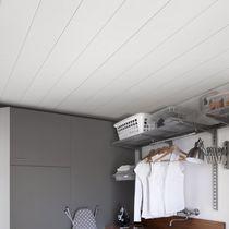 Ceiling paneling / PVC / matte