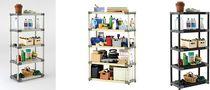 Modular shelf / contemporary / plastic