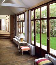 Casement window / wooden / double-glazed / triple-glazed